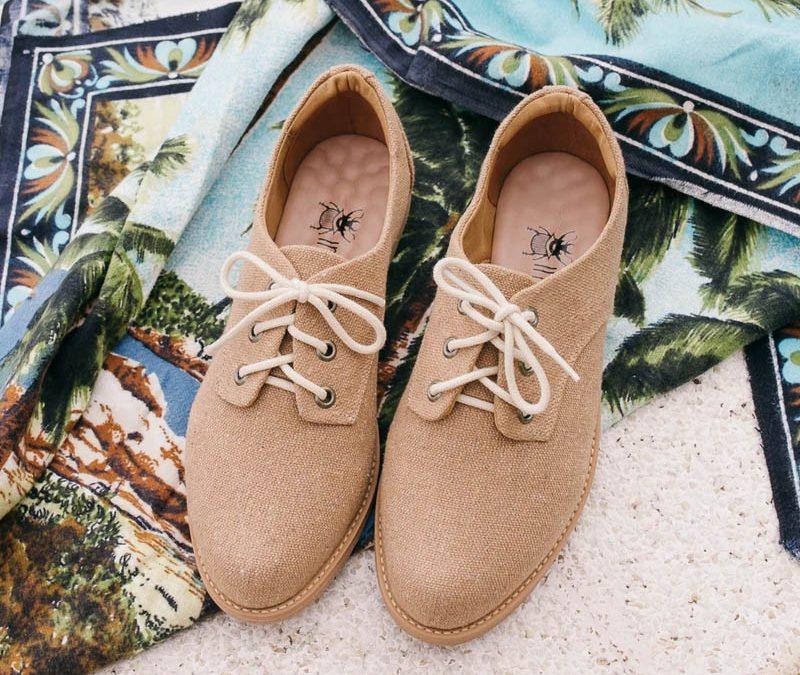Sapatos ecológicos veganos unissex